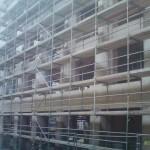 Dortmund, vor Ort am Bau