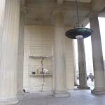 Der Riss am Brandenburger Tor