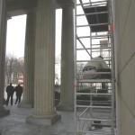 Blick zum Reichstag